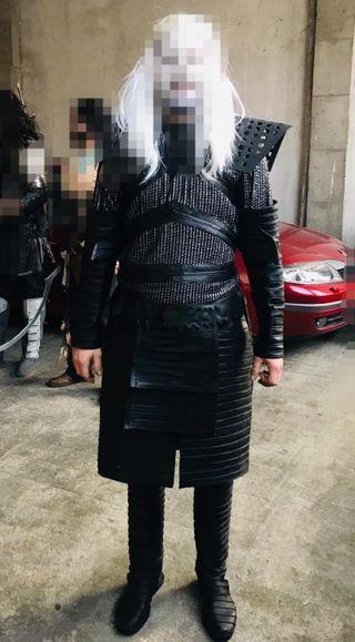 Disfraz de Juego de Tronos de El rey de la noche