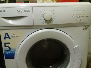 beko lavadora con transporte
