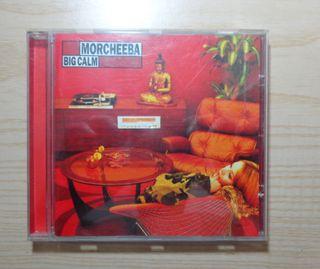 """Morcheeba """"Big Calm"""" CD"""
