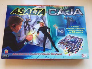 "Juego de mesa ""Asalta la Caja"""