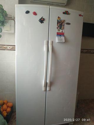 frigorífico americano Whirlpool