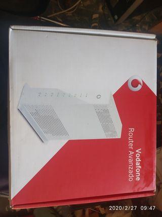 Router Vodafone más amplificador WIF