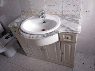 Mueble pica lavabo