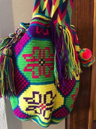 Wayuu auténtico nuevo