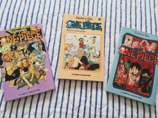Comics de One Piece