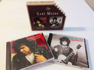 GARY MOORE 2 Discos Cd Edicion limitada
