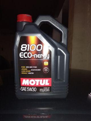 aceite 5w-30 motul para Ford