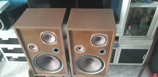 Altavoces HiFi vintage Roselson