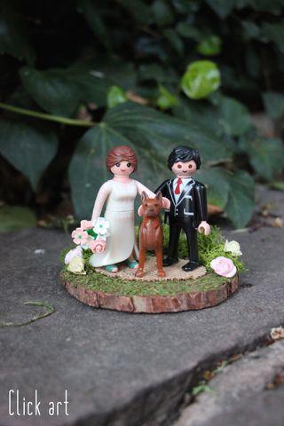 Playmobil boda Novios custom