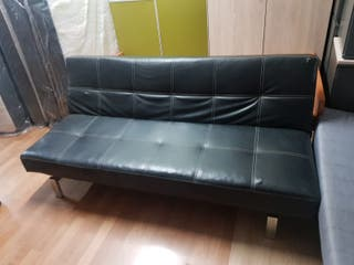 SOFA CAMA POLIPIEL + TRANSPORTE