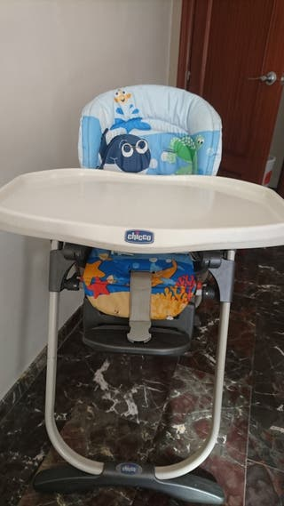 Trona Hamaca evolutiva Polly Magic Chicco