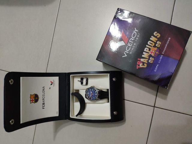 reloj ed. especial FC Barcelona
