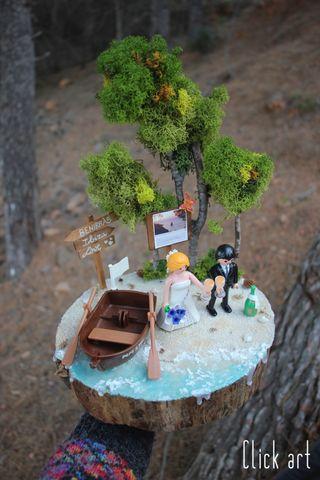 Playmobil boda regalo original