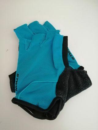 Par de guantes de ciclismo