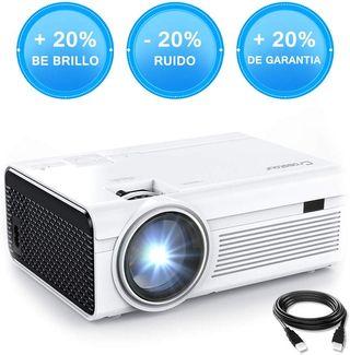 Mini Proyector Portátil LED Soporte Full HD nuevo