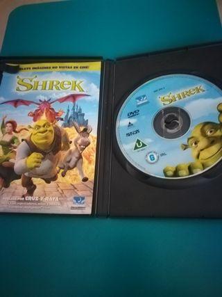 DVD. Shrek.
