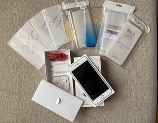 IPHONE 6s PLUS 64 GB COLOR BLANCO PLATA