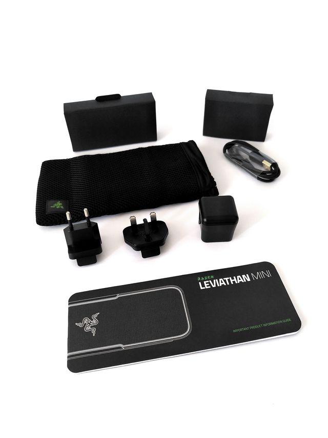 Altavoces Bluetooth Razer Leviathan mini