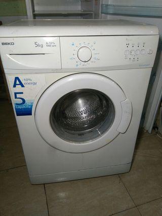 lavadora porte beko