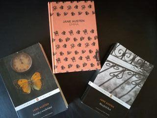 Novelas Jane Austen. URGE, Mudanza
