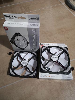 Noiseblocker NB-eLoop B12-PS - Ventilador para PC