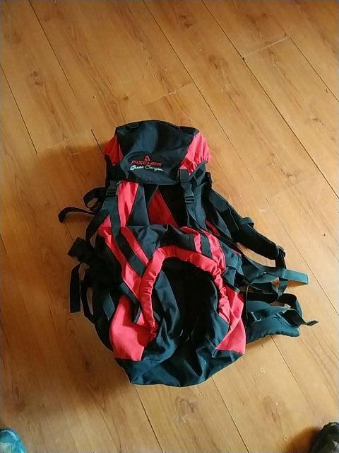 mochila de 80 litros