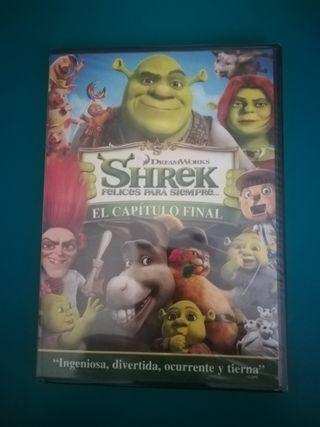 Shrek , Felices para siempre
