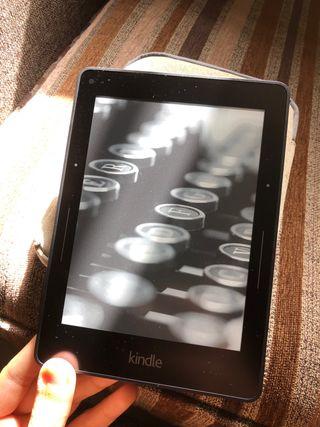 Kindle Voyage Libro Electrónico
