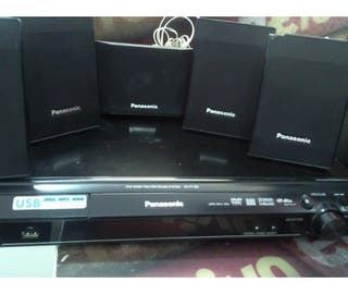 Home Cinema Panasonic SA-PT160