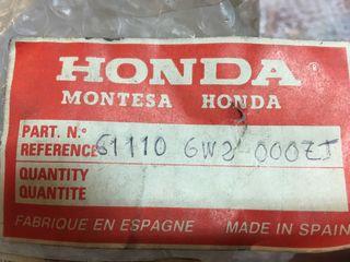 Guardabarros Honda NH 90 Yupy