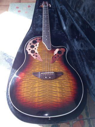 Guitarra ELECTROACÚSTICA.