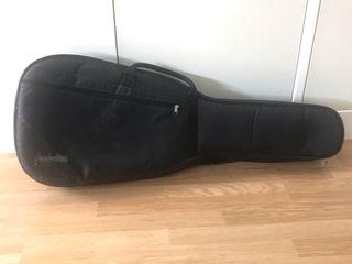 Funda guitarra