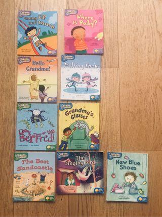 Lote libros aprender leer en ingles