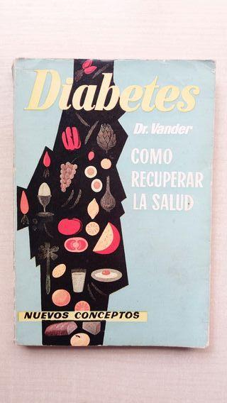 Libro Diabetes. Dr. Vander.