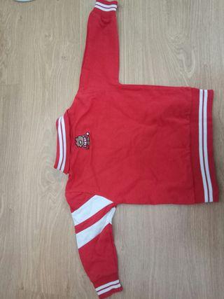 Chaqueta Athletic club, original, 18 meses