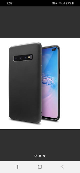funda Samsung Galaxy s10 plus
