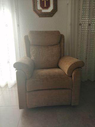 vendo sillón relax eléctrico