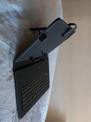 Funda teclado tablet
