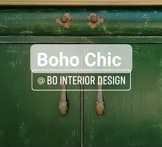 #Mesitas #vintage #Boho #Chic