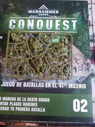 warhammer 40000 conquest
