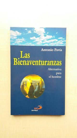 Libro Las Bienaventuranzas. Antonio Pavía.