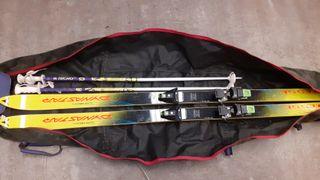 Esquís Dynastar carbon 1.80