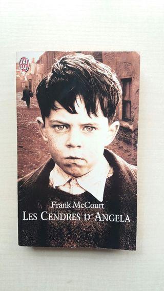 Libro Les cendres d'Angela. Frank McCourt.