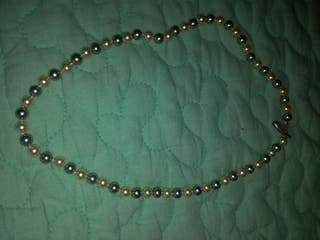 COLLAR PERLAS COLOR