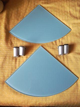 2 valdas de cristal