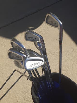 Set de palos de golf/golf clubs