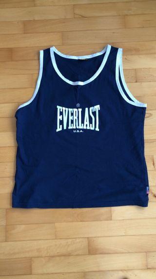Camiseta tirantes EVERLAST XXL