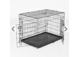 Jaula transporte para perros