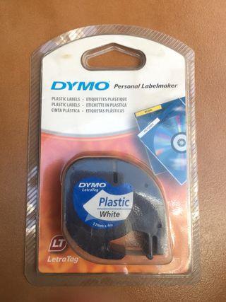 1 Cinta plástica DYMO 12mmX4m