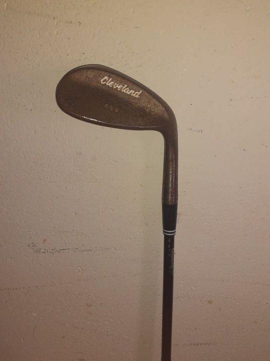 56°wedge golf Cleveland